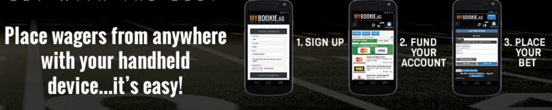 mybookie mobile