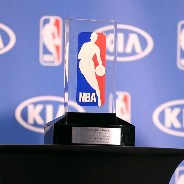 NBA Rookie Of The Year Winners List